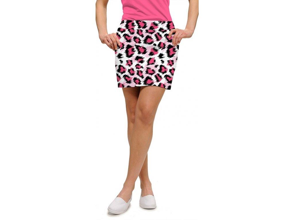 pinkleopard womens skort web 1